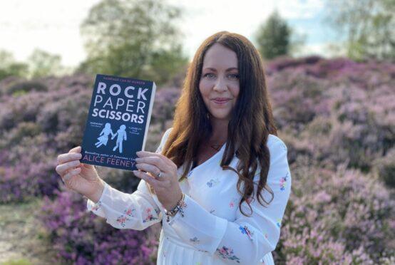 Author Alice Feeney