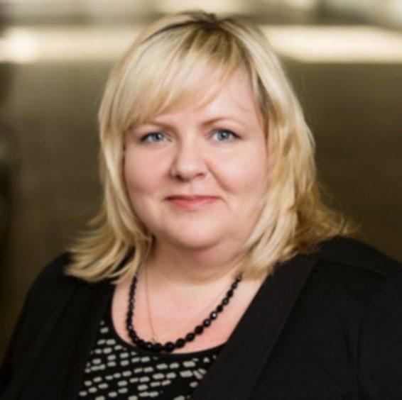 Annie Mauger-Thompson, chief executive, Sacro