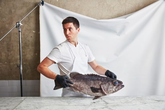 Acclaimed Sydney-based chef Josh Niland