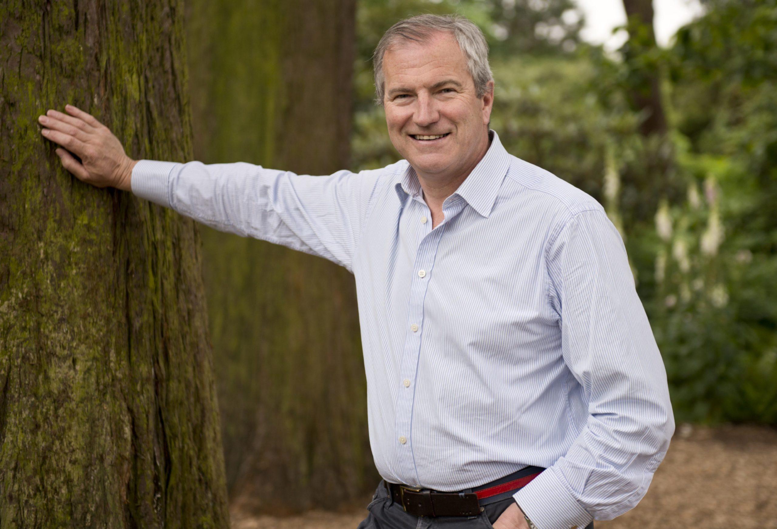 Simon Milne, 16th regius keeper of Royal Botanic Garden Edinburgh