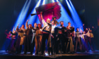 The cast of Les Miserables perform One Day More