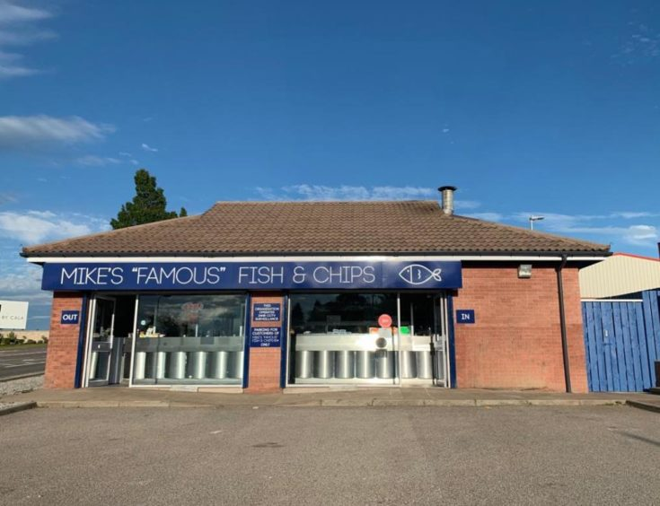 Mike's Famous Fish and Chips