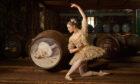 Scottish Ballet's Sleeping Beauty cask (Pic: Gavin Smart)