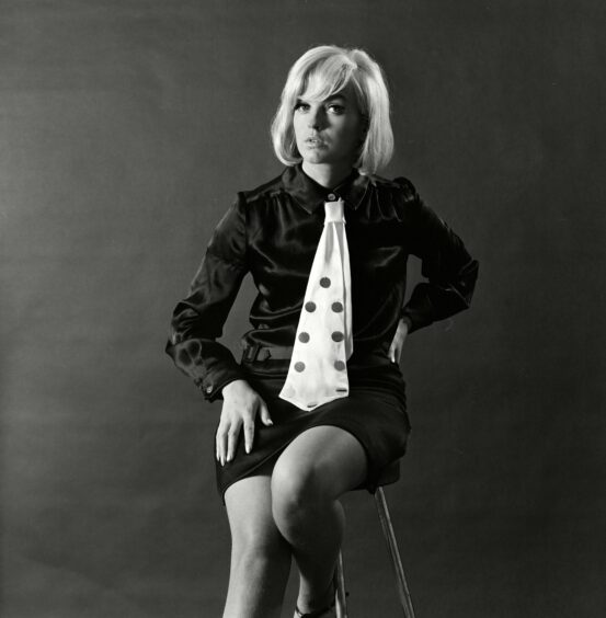 Annie Nightingale in the 1960s