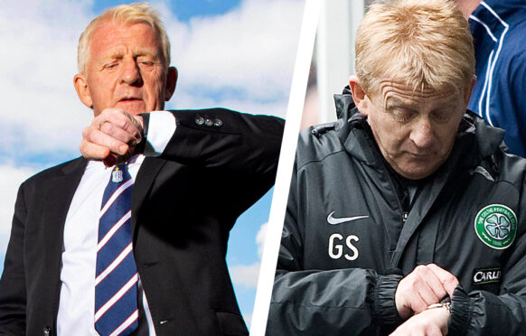 The comings days will tell if the SFA calls time on Gordon Strachan's dual roles at Dundee and Celtic
