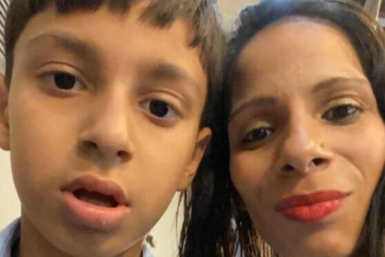 Edina Olahova and son Rana Haris Ali drowned at Loch Lomond