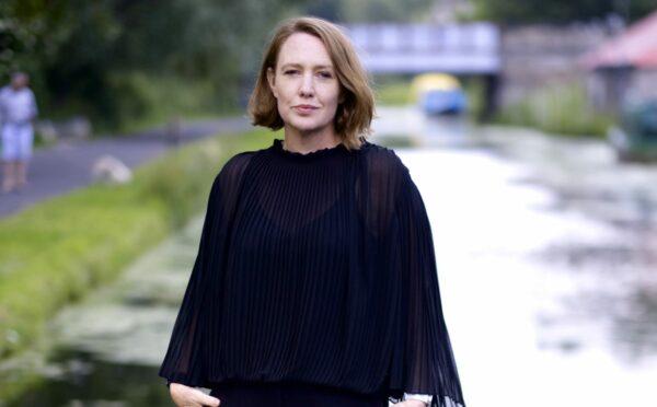Author Paula Hawkins