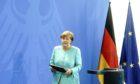 German Chancellor Angela Merkel at the helm in 2016