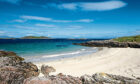Coll has many spectacular and secluded sandy bays