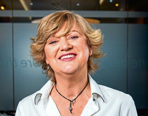 Quadruple amputee Corinne Hutton