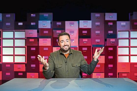 The Complaints Department host Jason Manford