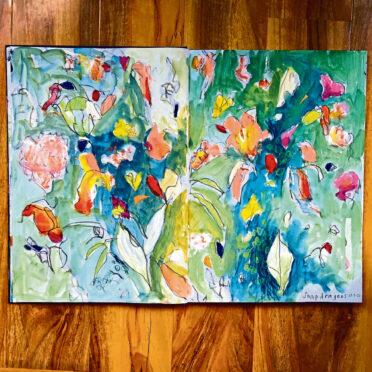 Fiona Gibson's art.