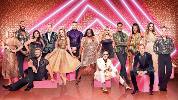 Strictly Come Dancing is back.