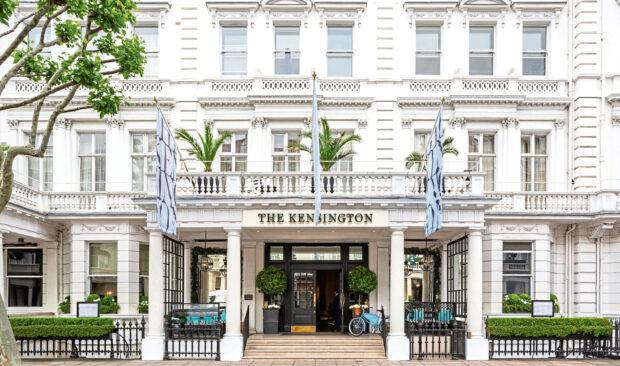 The Kensington, London.
