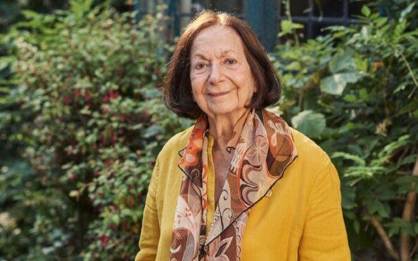 Food writer Claudia Roden recalls her foodie adventures in her latest book