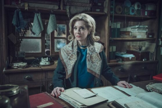 London, 1962, and Tracy-Ann Oberman is anti-Nazi activist Nancy in Ridley Road
