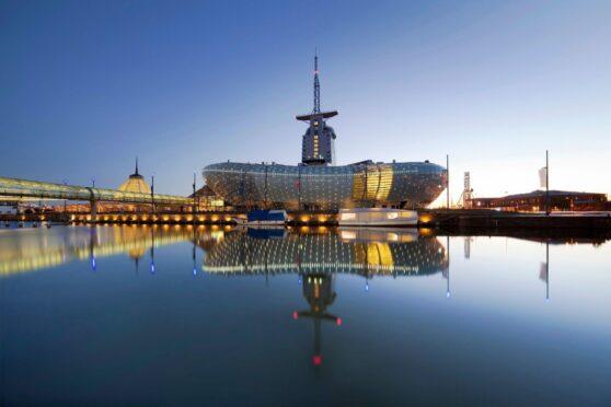 Klimahaus, Bremerhaven.