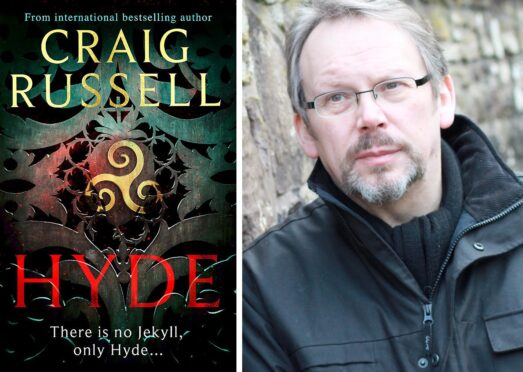 Hyde by Craig Russell is the winner of this year's McIlvanney Prize