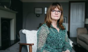 Anne Logue, who lost daughter Cathrin to cancer
