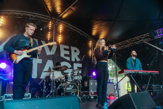 TRNSMT: Former choir singer Charlotte Jane on working her way back to arenas now she's a solo act
