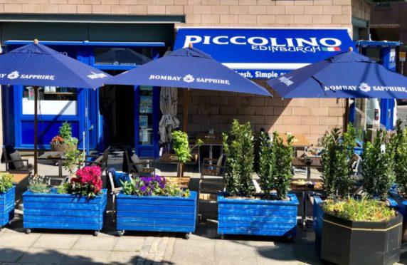 Piccolino, Edinburgh