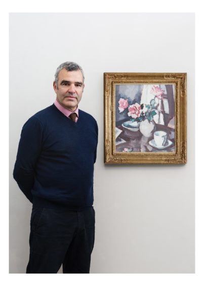 Guy Peploe, grandson of the famous Colourist, is curator of the new exhbition