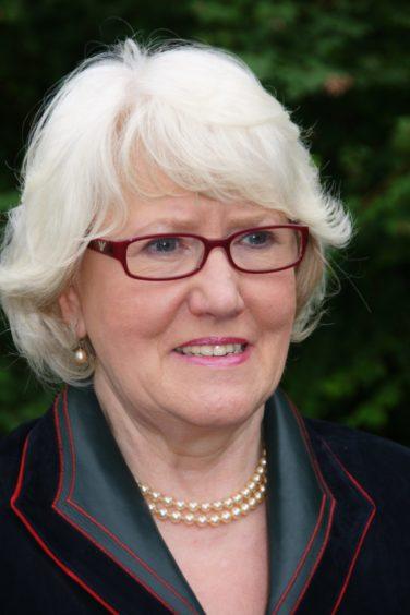 Dr Jean Turner, director of the Scottish Patients' Association