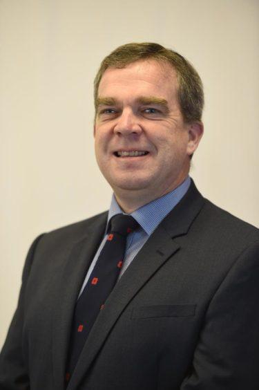 Gary Gray, head of welfare services at Poppyscotland