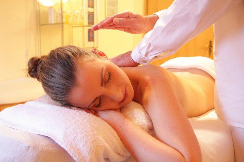 stress massage benefit