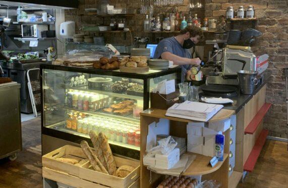 The Ginger Breadman in Helensburgh