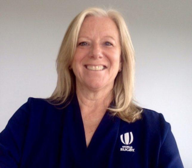 Katie Sadleir, general manager, Women's Rugby