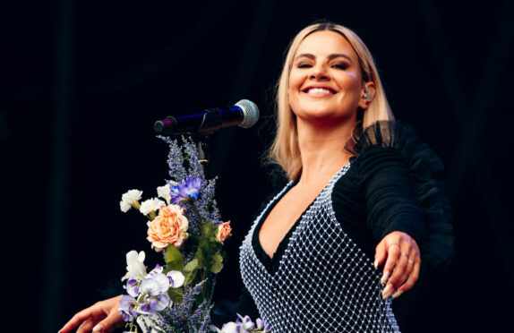 TRNSMT: With a voice too big for Zoom, Irish star Lyra is delighted to get back on stage