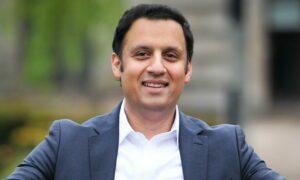 Scottish Labour Leader Anas Sarwar
