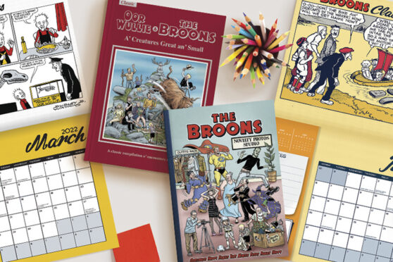 Browse some great gift ideas including The Broons & Oor Wullie Ultimate Pack 2022.