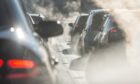 Air pollution is linked to childhood cancers as the number of cars on UK roads increases