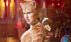 Taylor Swift in the 2019 movie version of Cats