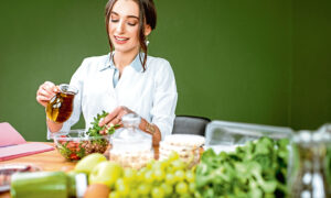 Dr Gottfried says her diet will help women better understand their bodies and lead to weight loss and a better quality of life