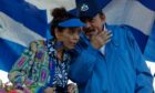Nicaragua president Daniel Ortega and his running mate and wife Rosario have not been seen in public for weeks