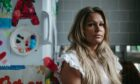 Domestic abuse victim Adrienne McCartney