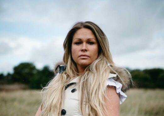 Domestic abuse victim, Adrienne McCartney.