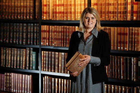 Amina Shah, National Library of Scotland chief executive