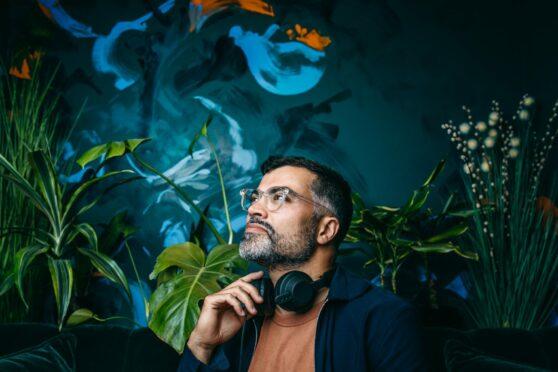 Musician and DJ Brian d'Souza