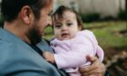 Omid Asak and daughter Maryiam