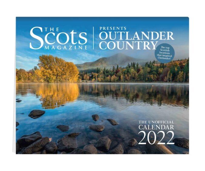 Outlander Country Calendar