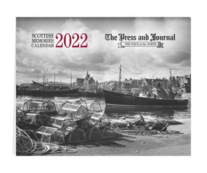 Press and Journal Calendar 2022
