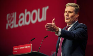 Labour leader Sir Keir Starmer (Pic: Andrew Matthews/PA Wire)