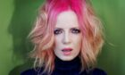 Garbage frontwoman Shirley Manson