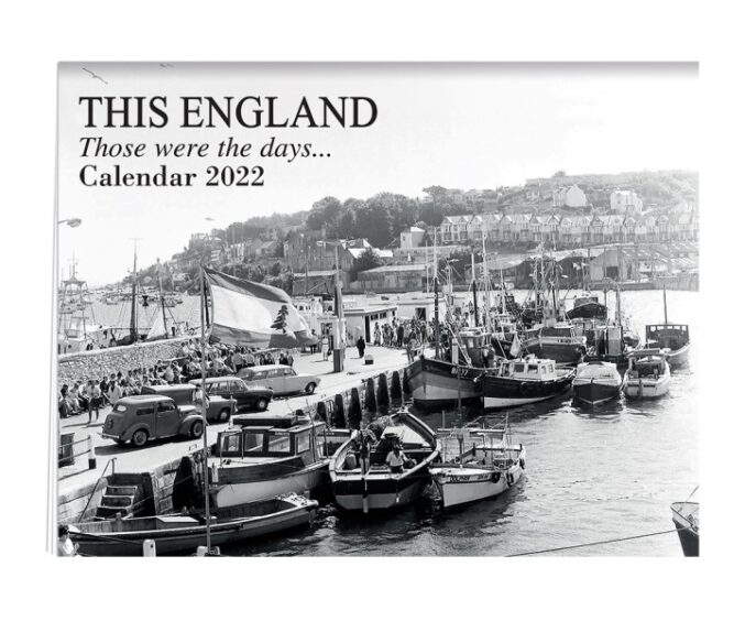 Those Were The Days Calendar 2022