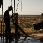 In world's hottest oil patch, jitters mount that a bust is near