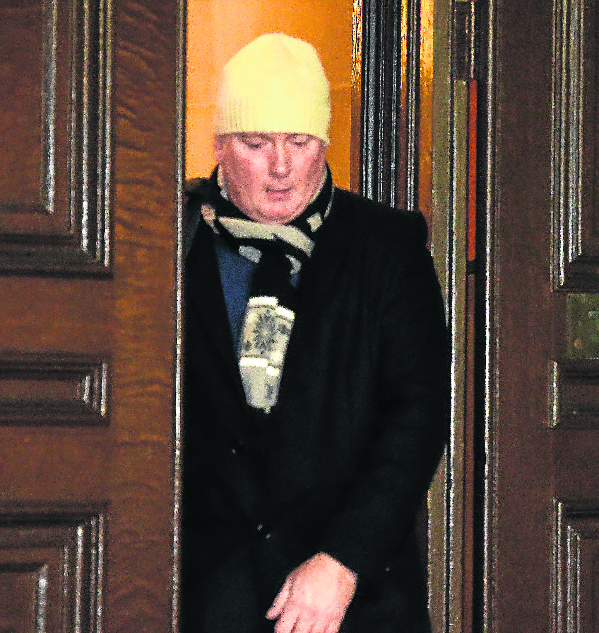 Oil worker faces claim he stalked his former boss